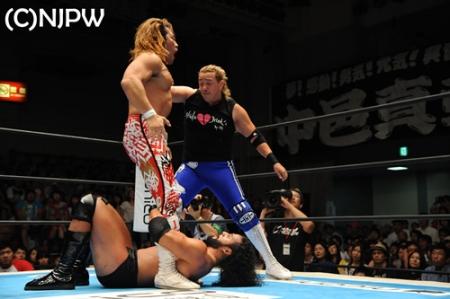 cmll  Campeonato Mundial de Parejas del CMLL en Tokyo  02